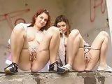 Fetish Pissing Lesbian Girls Sex Video
