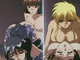 Cute Hentai Shemale Threesome Gangbang Orgy