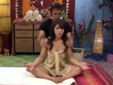 Adorable Babe Couldnt Imagine What Ancient Massage Implies