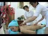 Japanese Girl Real Treatment in Beauty Salon Sex Massage