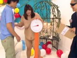 BBW Japanese Slut Fucks Contest Judge