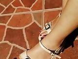 Srilankan beautiful heels