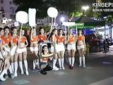 North Korea Defector Picking Up Thai Girls!
