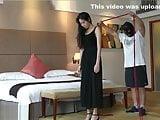chinese maxi dress bondage