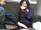 Japanese Mature Couple Have Sex