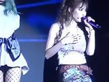 HyunA change fancam