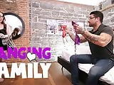 Banging Family - WTF! My Step-Daughter is a Stripper!