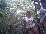 Asian Prostitute Outdoor Bareback Doggy style