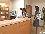 Japanese gal, Hina Aizawa likes creampies, uncensored