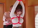 japanese red crotchrope bondage