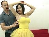 Asian Beauty Queen Ballerina Fucked Hard & Rough at home