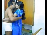 Indian Couple On Their Honeymoon Sucking And Fucking in Home