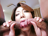 Time for rough threesome sex with need - More at javhd.net