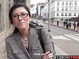czech milf fucked