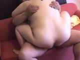 Fat asian bbw pussy pounded hardcore by big cock
